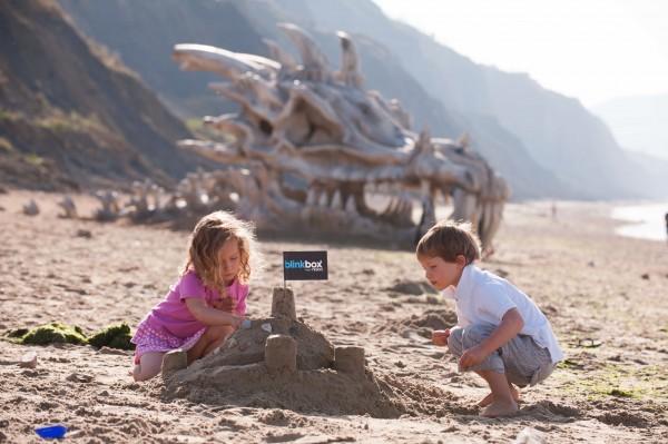 squelette skull ambient marketing dragon game of thrones season 3 england blindbox 4
