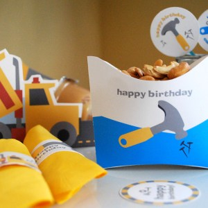 under construction printable party