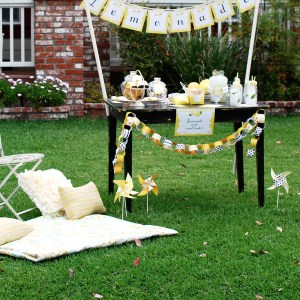 Lemonade Printable Party