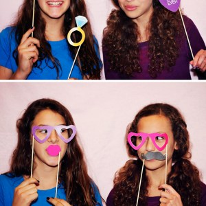 Valentine's Day Printable Photo Booth Props