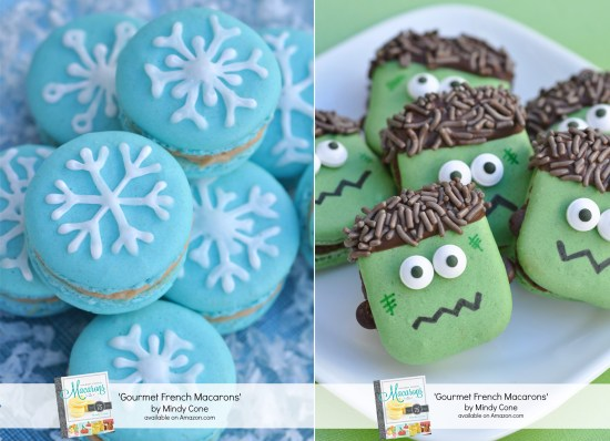 Gourmet French Macarons by Mindy Cone