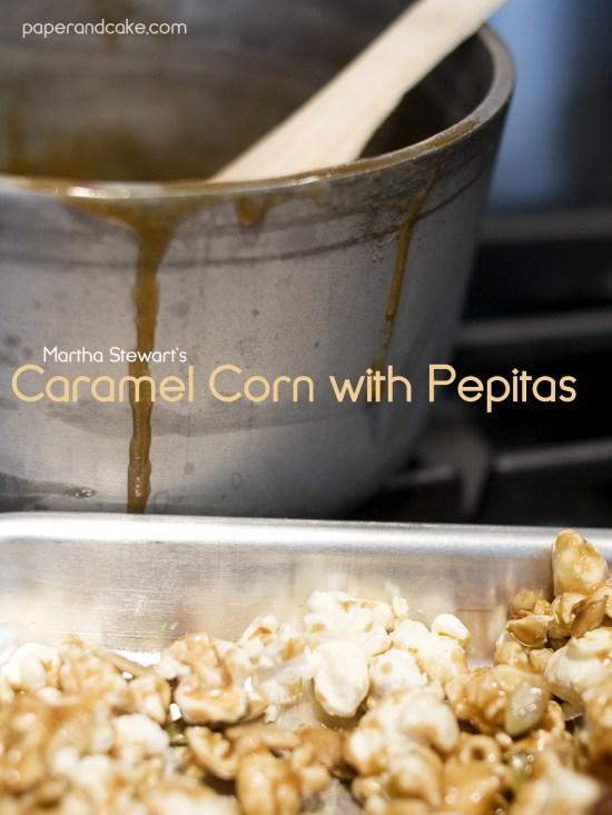 pinterest caramel corn