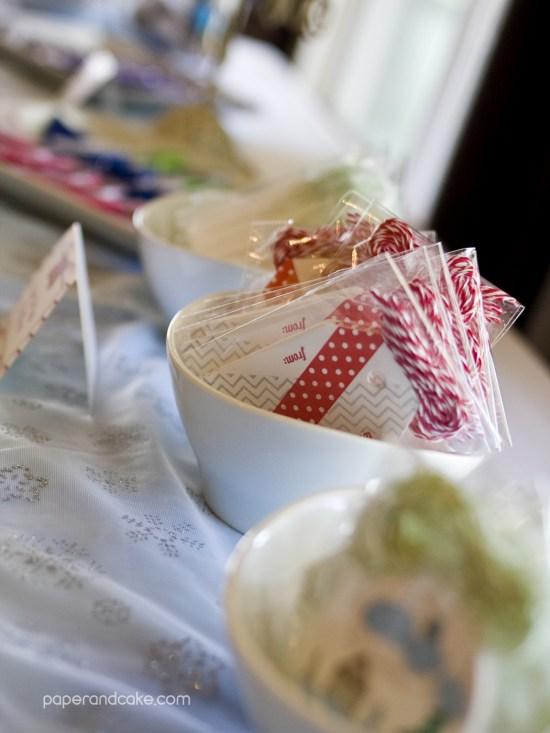 Paper & Cake Holiday Bazaar craft fair