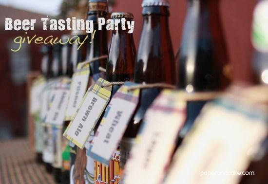 beer party giveaway
