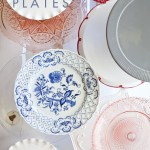 Cake Plate Party Prop