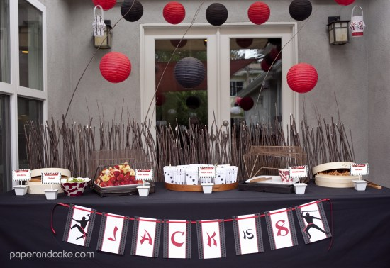 dramatic play parties by Paper & Cake