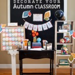 school decorations for teachers by paper & cake
