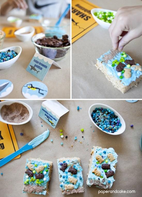 kids birthday party craft