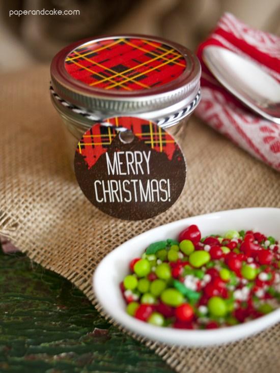 christmas gift hot chocolate