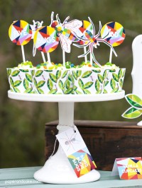 Bug Birthday Party Supplies - Paper and Cake Paper and Cake