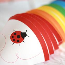 Rainbow of Bugs