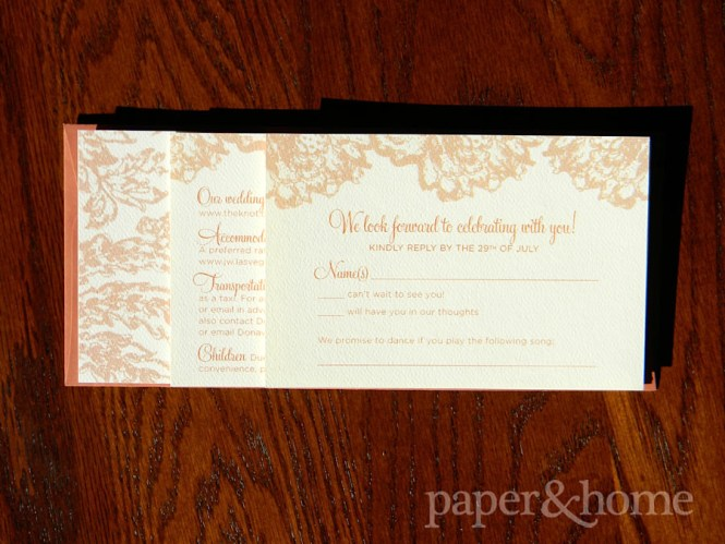 Wedding Invitations Las Vegas Zhane Alejandro Paper And