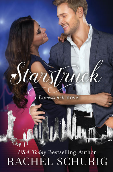 Book Cover for Starstruck by Rachel Schurig