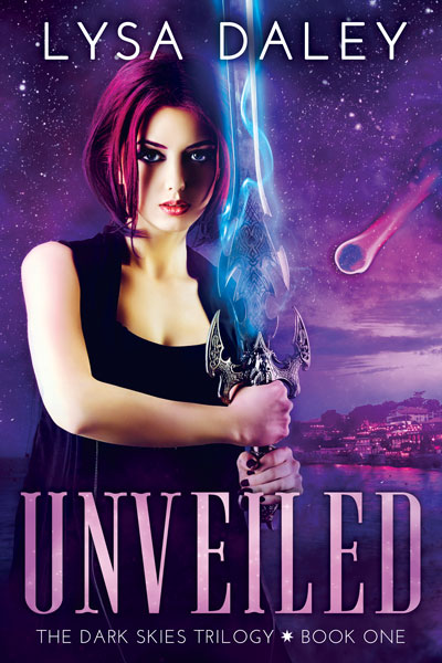 Book Cover for Unveiled by Lysa Daley
