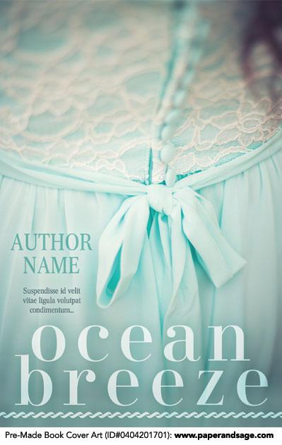 Pre-Made Book Cover ID#0404201701 (Ocean Breeze)
