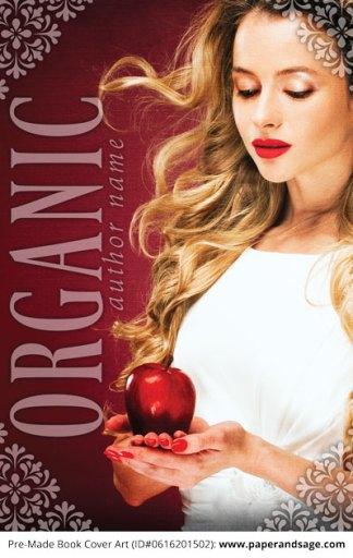 Pre-Made Book Cover ID#0616201502 (Organic)