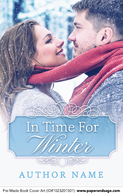 Pre-Made Book Cover ID#1023201501 (In Time for Winter)