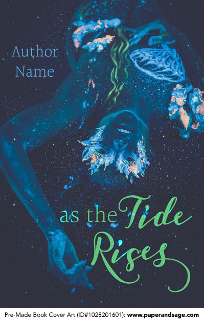 Pre-Made Book Cover ID#1028201601 (As the Tide Rises)