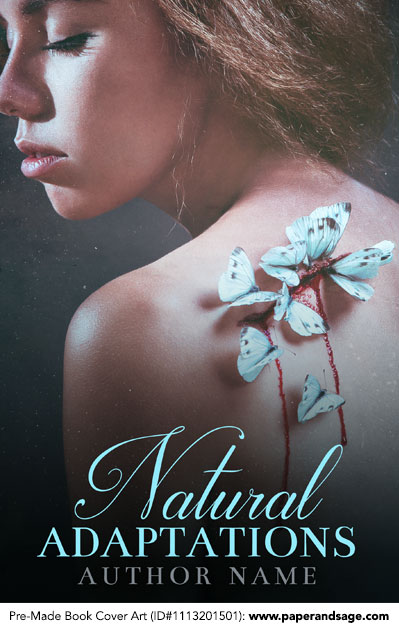 Pre-Made Book Cover ID#1113201501 (Natural Adaptations)
