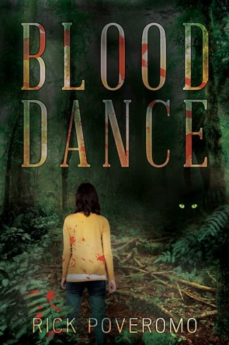 Book Cover for Blood Dance by Rick Poveromo