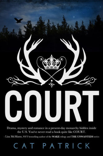 Book Cover for Court by Cat Patrick