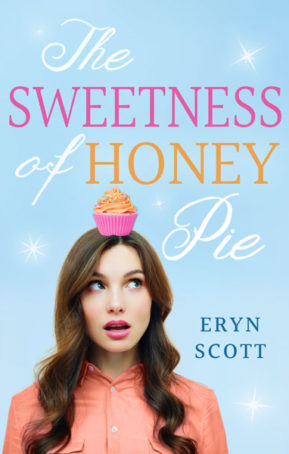 Book Cover for The Sweetness of Honey Pie by Eryn Scott