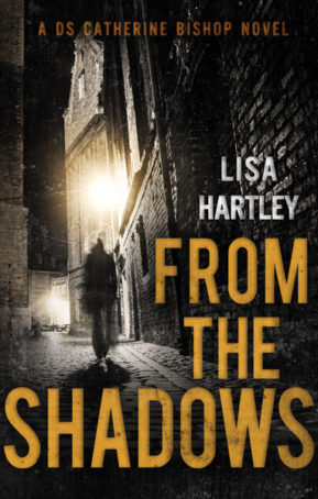 Book Cover for From the Shadows by Lisa Hartley