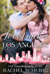 Book Cover for Lovestruck in Los Angeles by Rachel Schurig