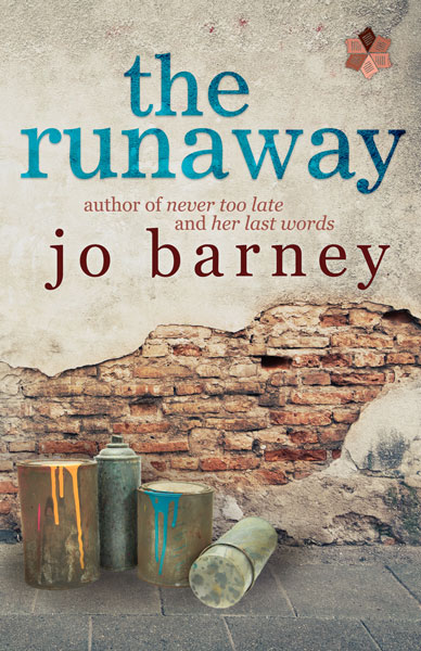 Book Cover for The Runaway by Jo Barney