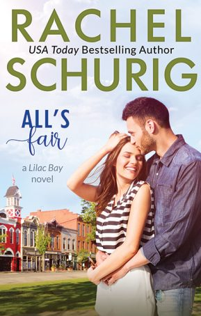 Book Cover for All's Fair by Rachel Schurig