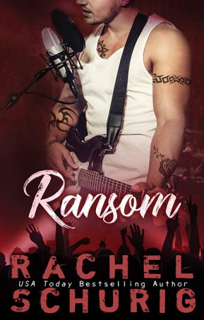Book Cover for Ransom by Rachel Schurig