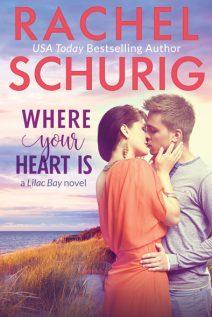 Book Cover for Where Your Heart Is by Rachel Schurig