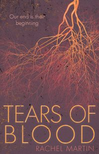 Book Cover for Tears of Blood by Rachel Martin