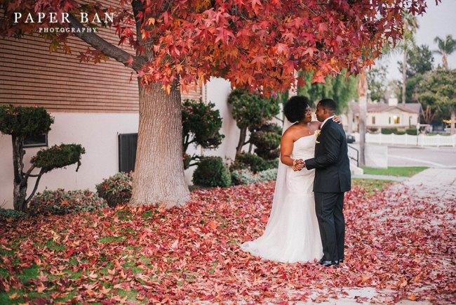 torrance woman's club wedding photographer