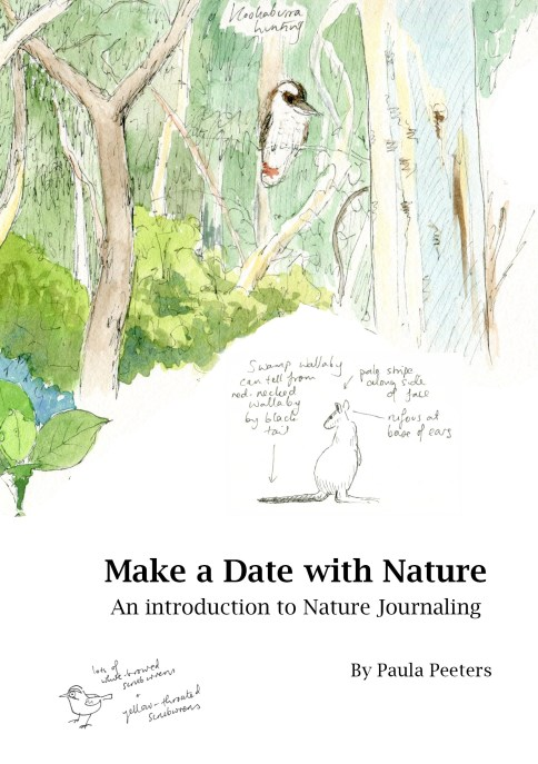 Make a Date with Nature front cover
