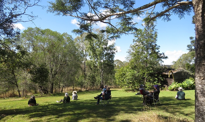 A great day at Jones Hill (near Gympie)