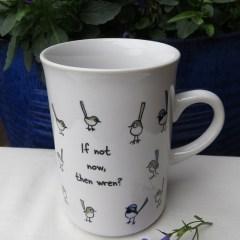 Fairy-wren Mug