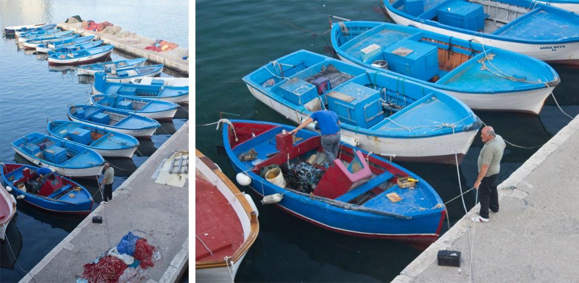 Gallipoli - Puglia Italie - www.paperboat.fr