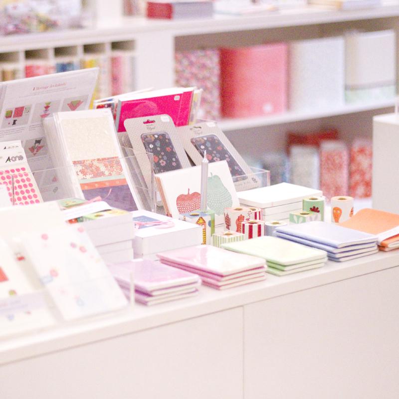 Boutique Adeline Klam - www.paperboat.fr