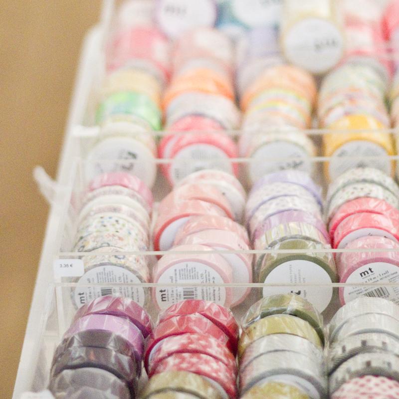 Boutique Adeline Klam masking tape - www.paperboat.fr