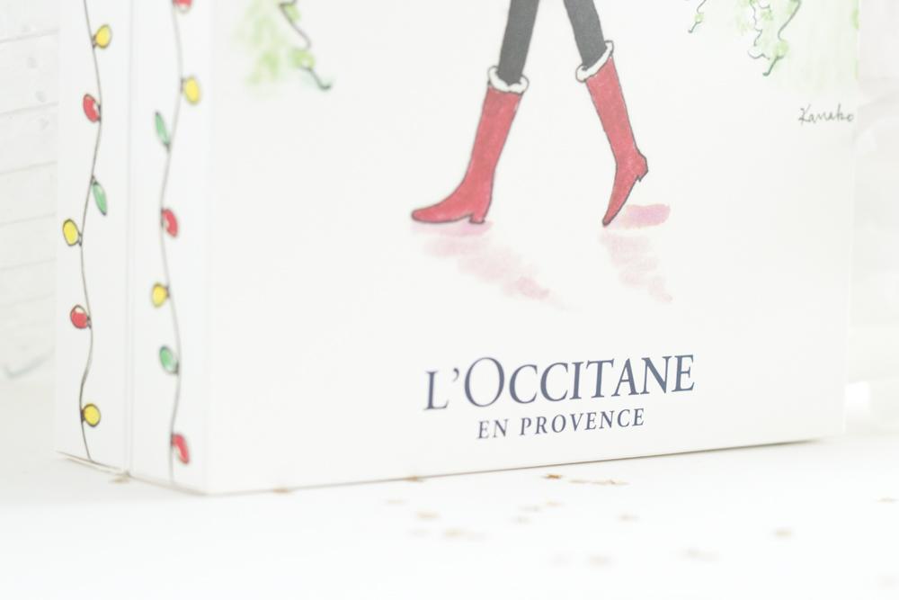 Calendrier de l'avent l'Occitane - www.paperboat.fr