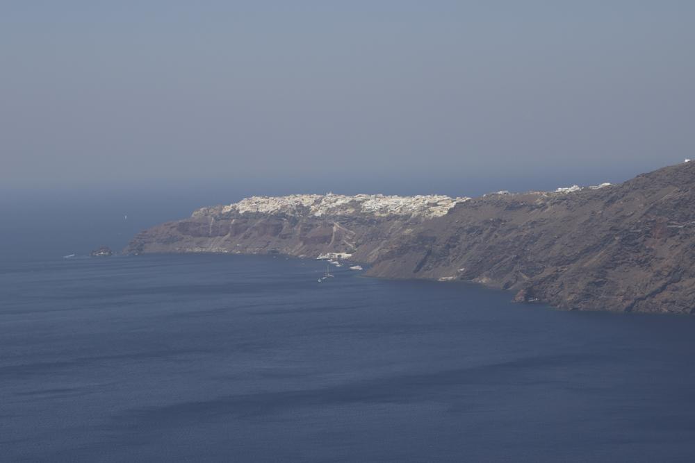 Caldeira - Santorin - Paperboat.fr