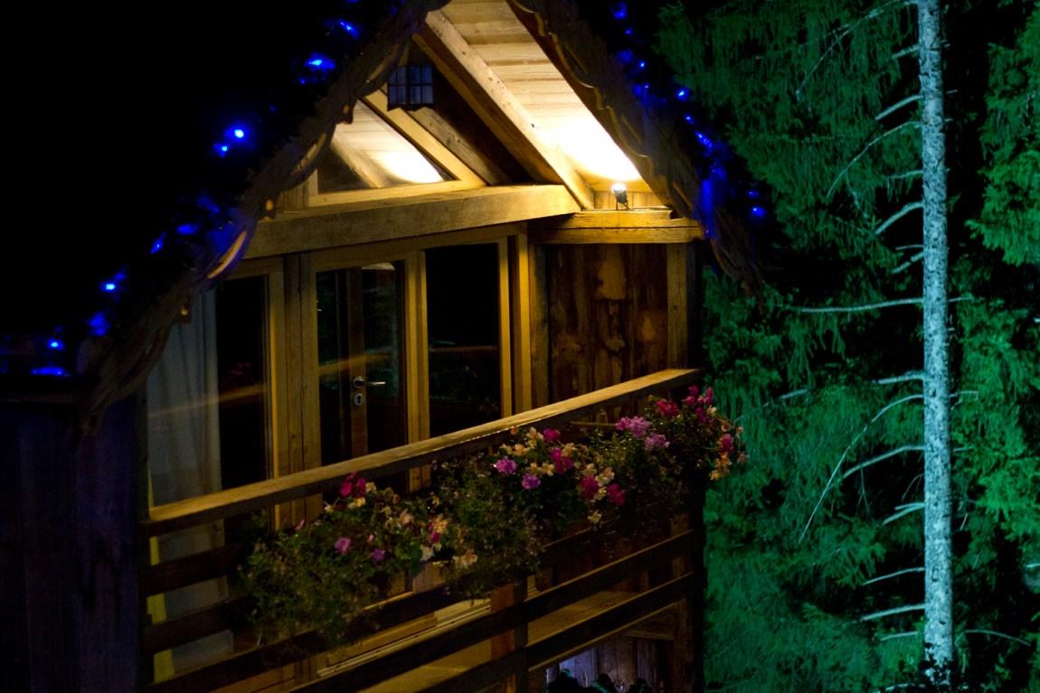 Escale à Chamonix - les chalets de Philippe - www.paperboat.fr