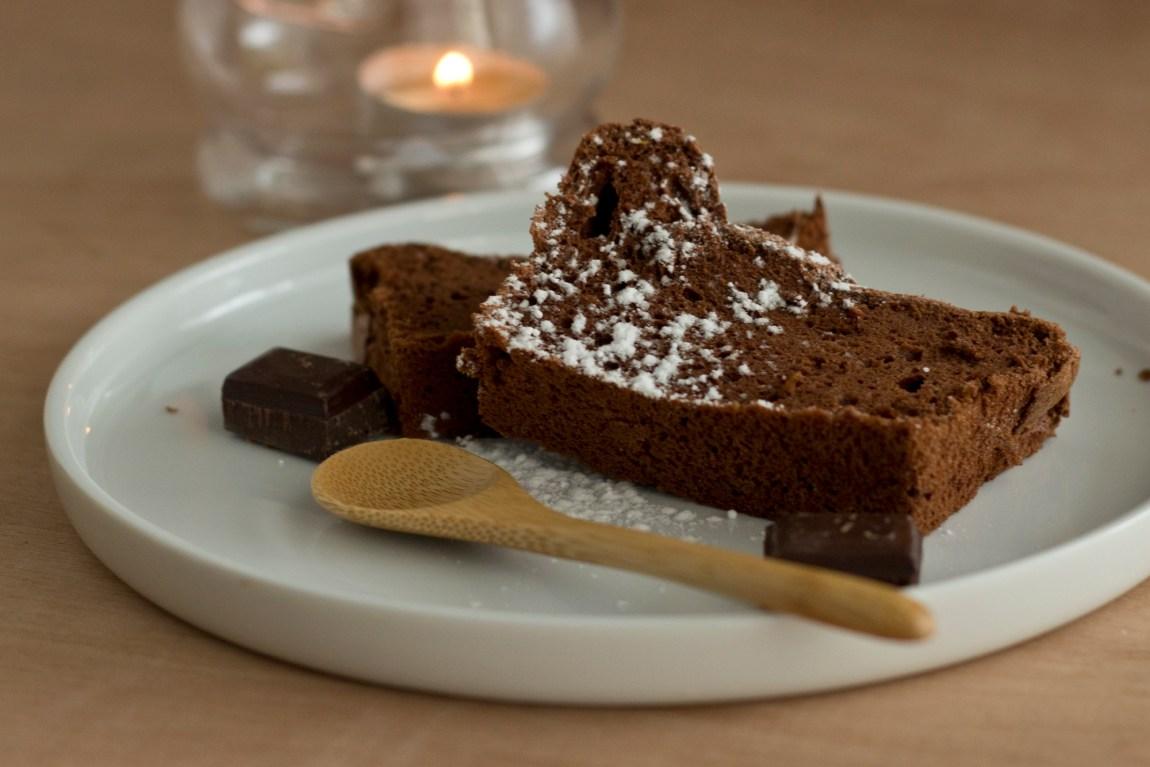 Recette facile et rapide gâteau chocolat - www.paperboat.fr