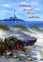 Boxed Nautical Christmas Cards Buy Online