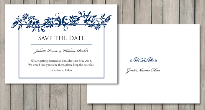 Flourish Wedding Stationery