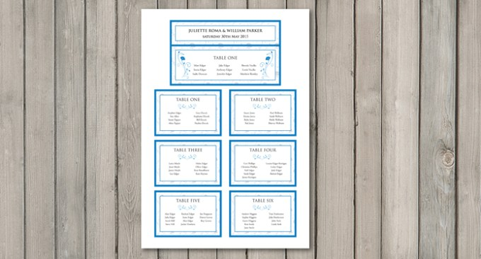 Romance Wedding Stationery