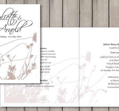 Wedding Invitations Leicester