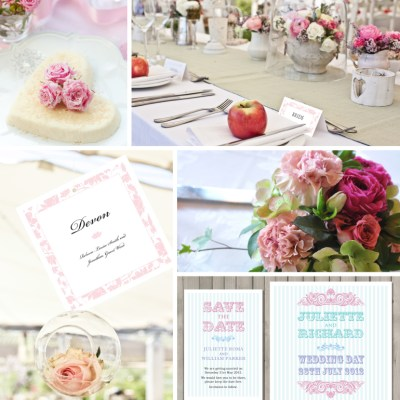 Wedding stationery colour schemes for 2014