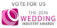 Vote for us as Wedding Stationery Provider of the Year 2016